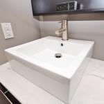 Basement Bathroom Basin Sinks Flash