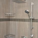 square shower head