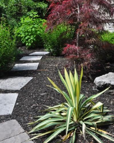 garden stone tiles