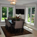 Interior Kitchen Dining Table