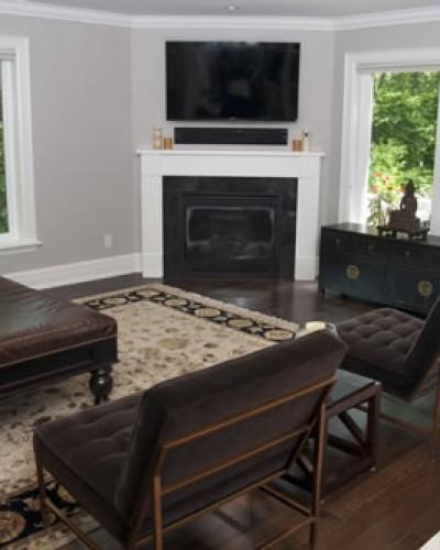 Interior Guest Room Renovation