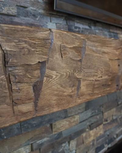 Cottage Wall Tile Design