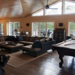 Cottage Billiards Renovation Toronto
