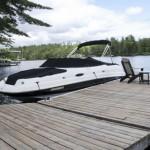 Cottage River Boat Toronto