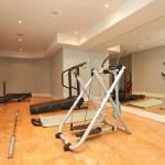 Basement Treadmill