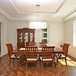 Interior Dining Table