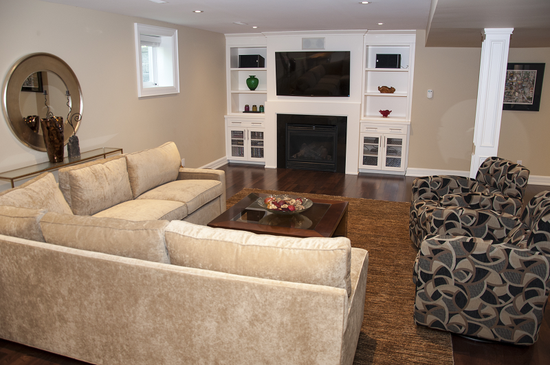 Basement Contractor Mississauga