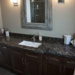 Cottage Washroom Renovation Design