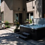 Home Additions Fountain Tub