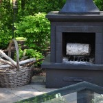 Exterior Fire Pit