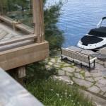 Cottage River Boat