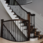 Home Additions Modern Stair Design