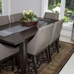 Interior Home Kitchen Dining Table