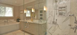 Marble Bathroom Renovation
