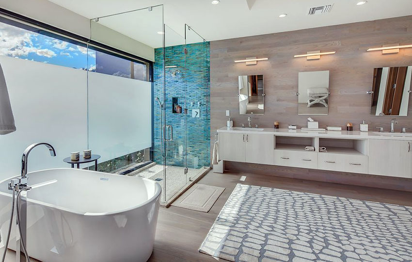 Easy bathroom renovation ideas and trends for 2018 for Bathroom design ideas 2018